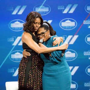 Michelle Obama Grants Final Interview as First Lady to Oprah.