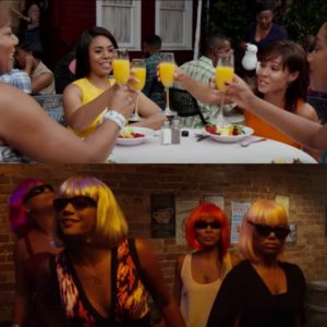 Trailers.  Queen Latifah, Jada Pinkett Smith, Regina Hall and Tiffany Haddish Go On a 'Girls Trip.'