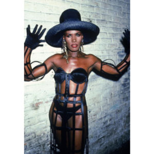 Grace Jones Documentary Set to Debut This Year.