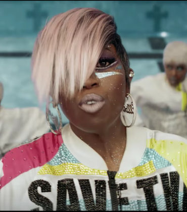 New Music From Missy Elliott. 'I'm Better.'