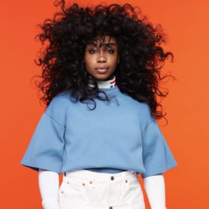 SZA Drops New Music. 'Drew Barrymore.'
