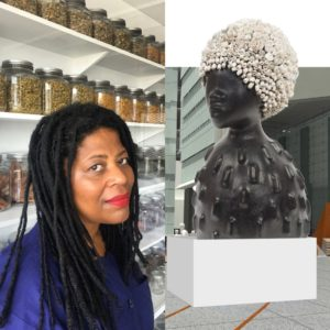 Artist Simone Leigh Under Consideration For Large Scale Sculpture at New York's High Line.