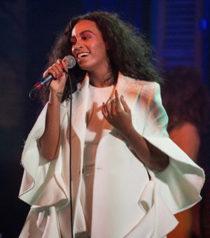 Listen to This. Solange Discusses Prince's Legacy In Yale Keynote Address.