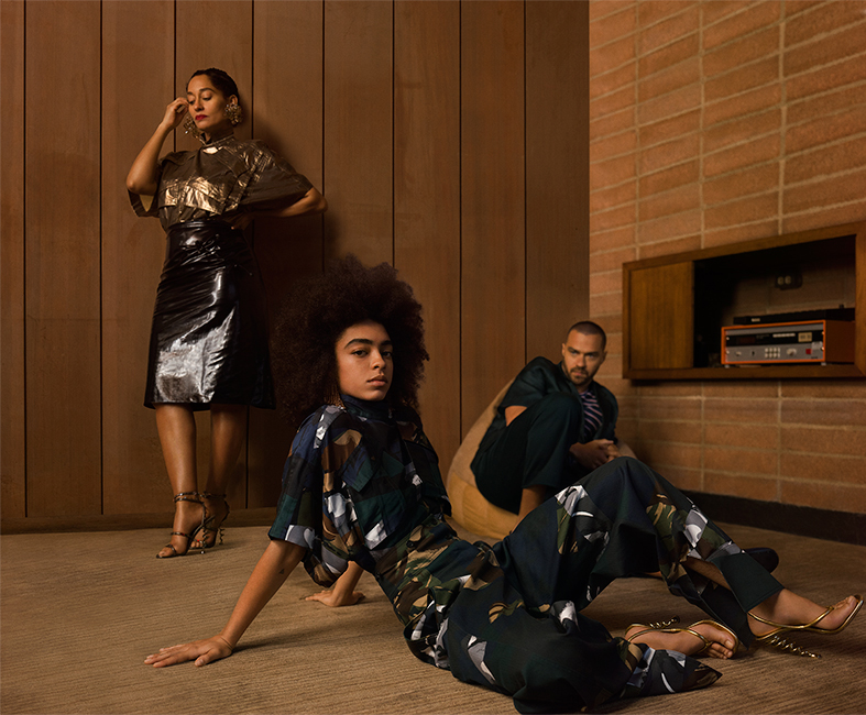 Tracee Ellis Ross, Jesse Williams, Kelsey Lu