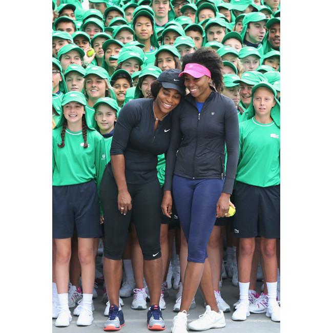 Venus Wiliams Serena Williams