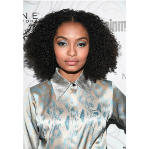 Black Iranian Actress Yara Shahidi Speaks Out Against the Muslim Ban.