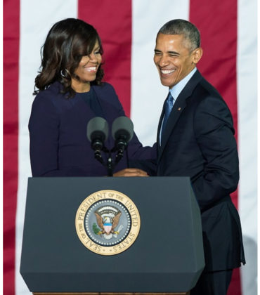 Barack and Michelle Obama Are Looking For Interns.