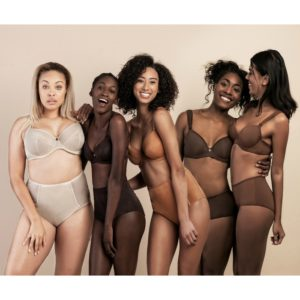 Black-Owned Lingerie Brand Encourages Diversity in Fashion.
