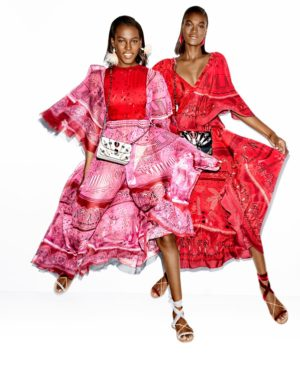 Editorials. Kai Newman. Naki Depass. Harper's Bazaar February 2017.  Images by Jennifer Livingston.