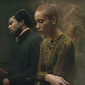 Watch. Listen.  Adwoa Aboah Features in the Visuals For Sampha's '(No One Knows Me) Like The Piano.'