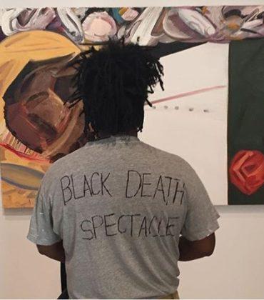White Artist's Painting of Emmett Till's Corpse Sparks Protest.