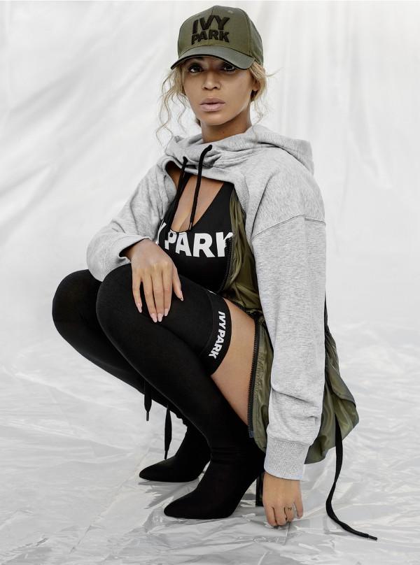 Beyonce Ivy Park Spring 2017