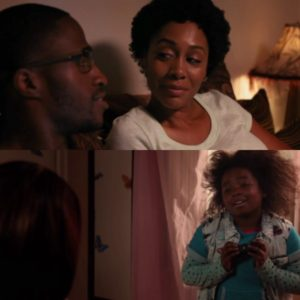 Short Film. Simone Missick is a Young Woman Learning to Love Her Natural Hair in 'The Big Chop.'