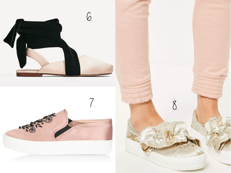 Fancy Flat Shoes spring 2017 Shopping