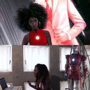 Watch This.  MIT Admissions Video Features Riri Williams aka The New 'Iron Man.'