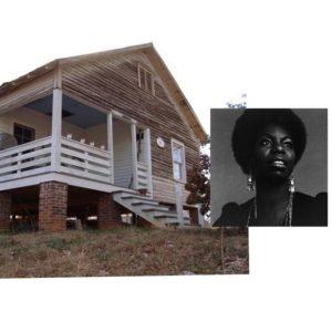 Four Black Artists Band Together to Preserve Nina Simone's Childhood Home.