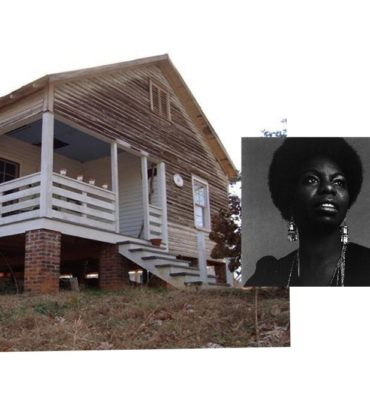 Four Black Artists Band Together to Preserve Nina Simone's Childhood Home.