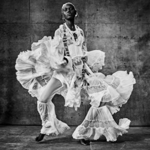 Stunning Fashion Editorials Draws Inspiration From Santeria.