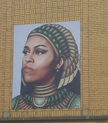 Chicago Man Raises $12,000 for a Mural Plagiarized from a Black Woman Artist.