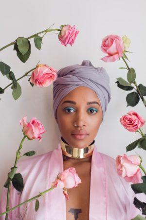 Fanm Djanm Unveils Gorgeous New Headwrap Collection.