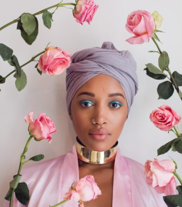 Fanm Djanm Unveils Gorgeous New Headwrap Collection.