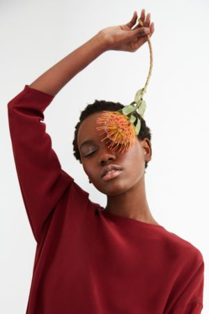 Editorials.  Herieth Paul. SoItGoes.  Images by Danielle St. Laurent.