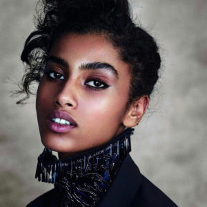 Editorials. Imaan Hammam.  Vogue Arabia April 2017.  Images by Patrick Demarchelier.