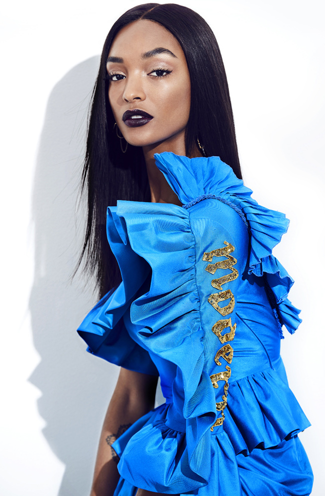 Editorials. Jourdan Dunn. Madame Figaro August 2016. Images by ...