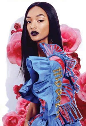 Editorials. Jourdan Dunn. Fashion Canada May 2017. Images by Max Abadian.