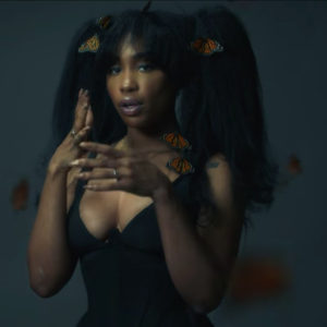 SZA Drops New Music Video for 'Love Galore' Feat. Travis Scott.
