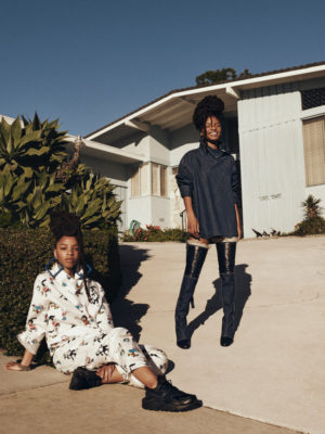 Editorials. Chloe x Halle. InStyle June 2017.  Images by Matthew Sprout.