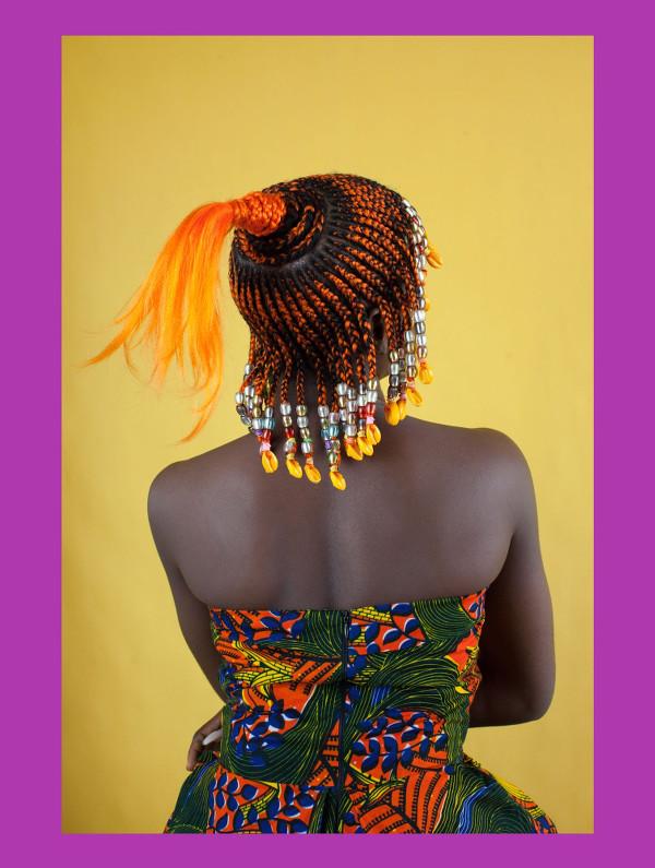 Medina Dugger Nigeria Black Hair J.D. Okhai Ojeikere