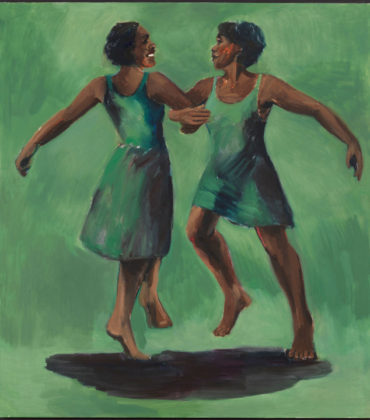 Exhibitions. Lynette Yiadom-Boakye. 'Under-Song for a Cipher.'