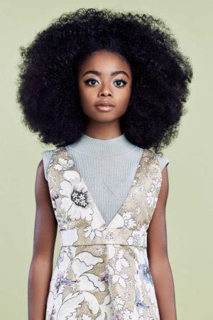 Editorials. Skai Jackson. New York Magazine.  Images by Jessie English.