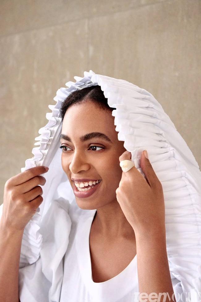 Solange Teen Vogue