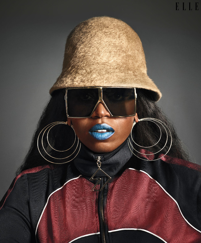 Missy Elliott ELLE June 2017