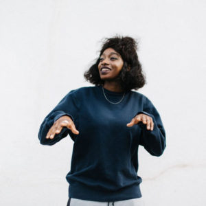 Listen to This.  Little Simz.  'Backseat.'