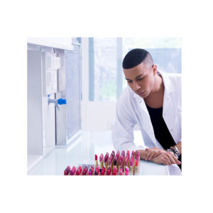 Balmain's Olivier Rousteing Partners With L'Oréal Paris For Lipstick Line.