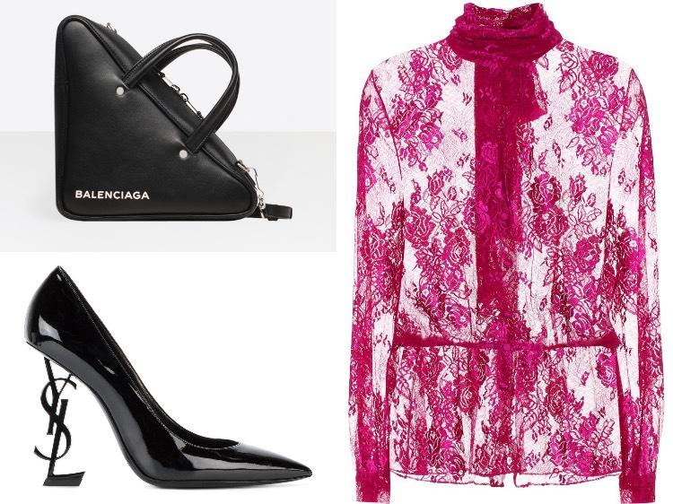 Cardi B Balenciaga Fashion