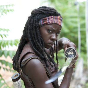 Danai Gurira Set to Star in 'Avengers: Infinity War.'