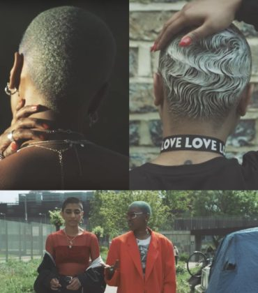Short Film. 'OMG SHE'S BALD.'  Women From Different Backgrounds Talk About the Power of a Shaved Head.