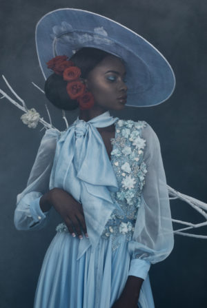 Orapeleng Modutle Style Avenue Creates Stunning Bridal Lookbook.