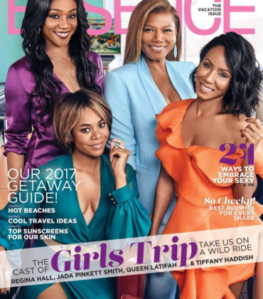 Jada Pinkett Smith, Queen Latifah, Regina Hall and Tiffany Haddish Cover Essence Magazine.