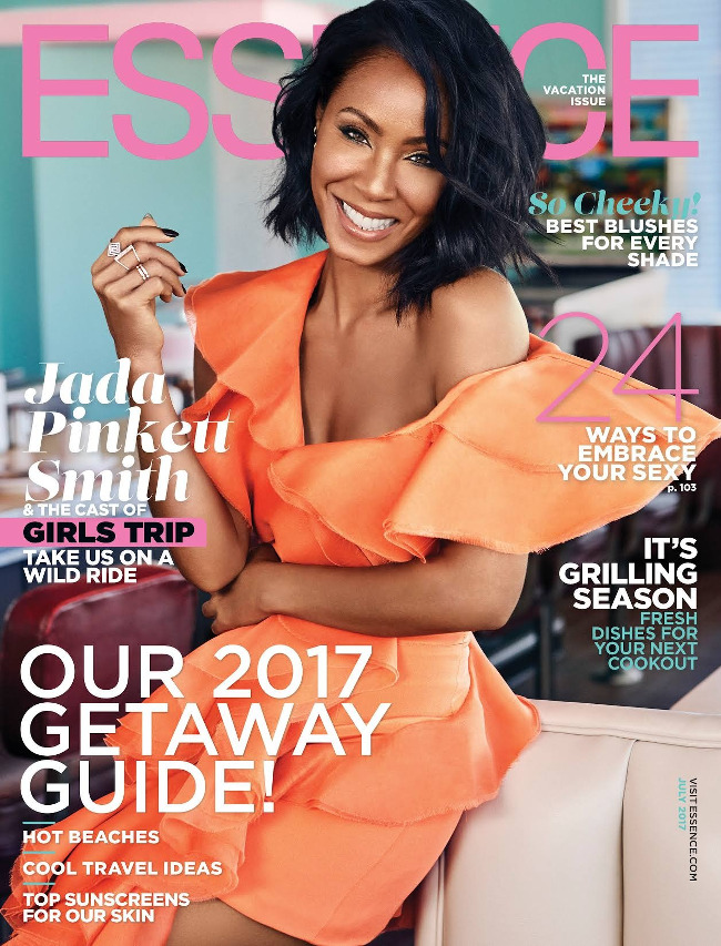 Jada Pinkett Smith, Queen Latifah, Regina Hall, Tiffany Haddish