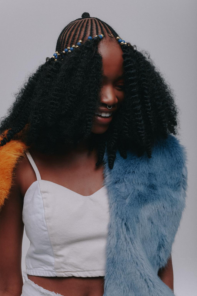 Bee Diamondhead Mmuja Healthy Hair Aart Verrips 12 Hairstyles With Shot African