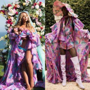 Beyoncé Wears Palomo Spain SS17.