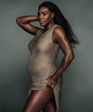 Serena Williams Features in Vogue's September Issue.  Talks Motherhood and Tennis Career.