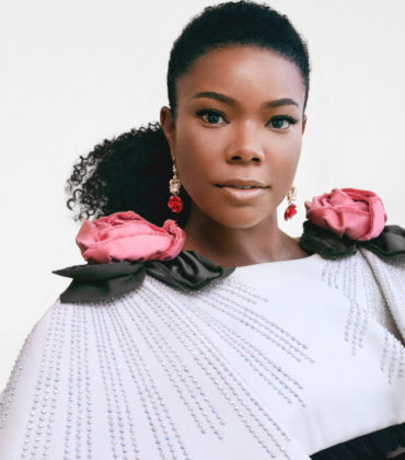 Editorials.  Gabrielle Union.  The Cut.  Images by Tim Zaragoza.
