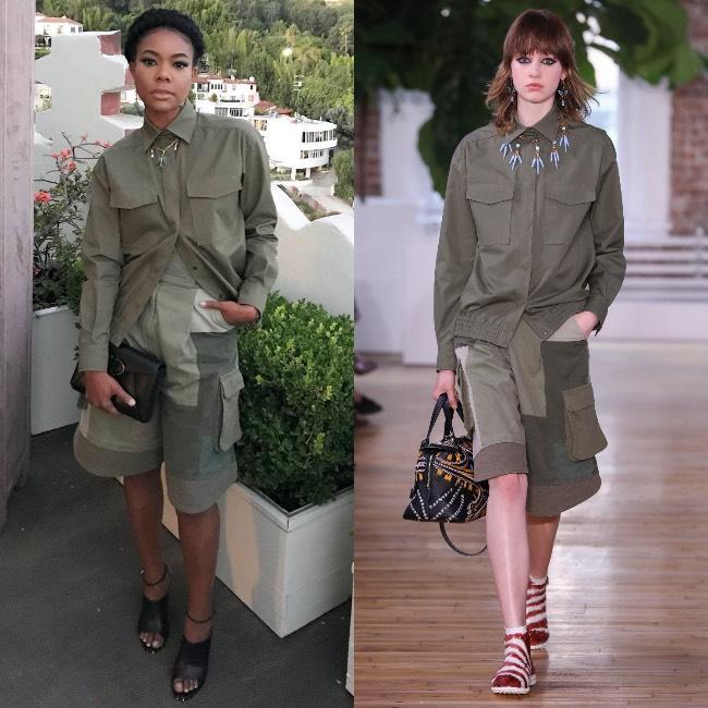 Gabrielle Union Fashion