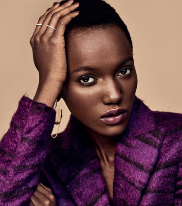 Editorials. Herieth Paul. Harper's Bazaar Serbia.  Images by Caleb & Gladys.